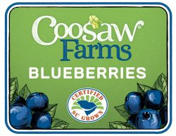 Blueberry Label